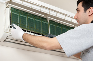 Ductless mini-split installation in New Jersey