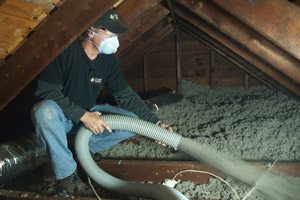 Cellulose Insulation Installation In Northern NJ