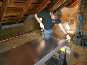 Rigid Foam Insulation from Pipe Works Services, Inc.