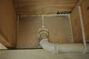 Basement Insulation Rim Joists in Short Hills