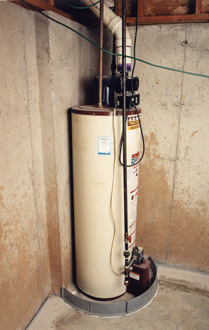 Storage water heater repair & replacement in NJ
